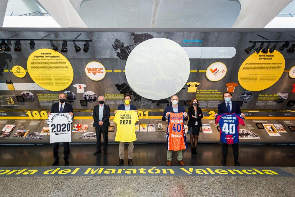 Hermanamiento clubes con el Maratón Valencia Elite