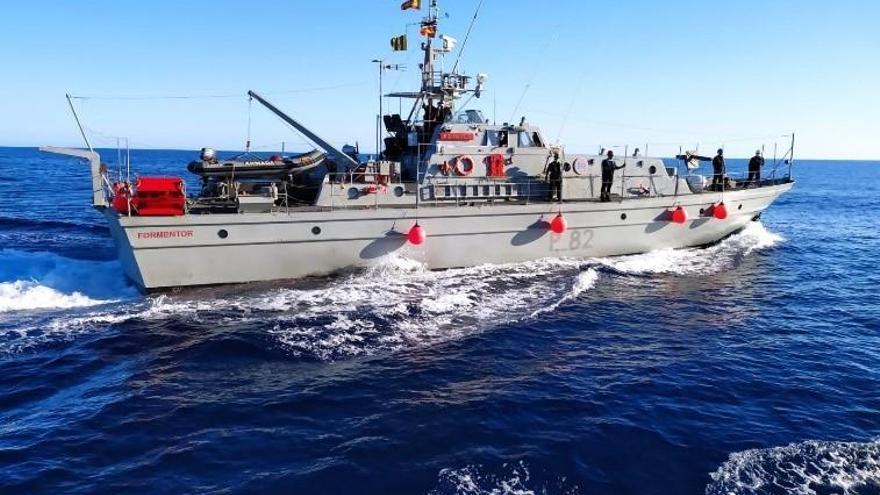 """El """"Formentor"""" de l'Armada Espanyola farà escala a Roses i Port de la Selva"""