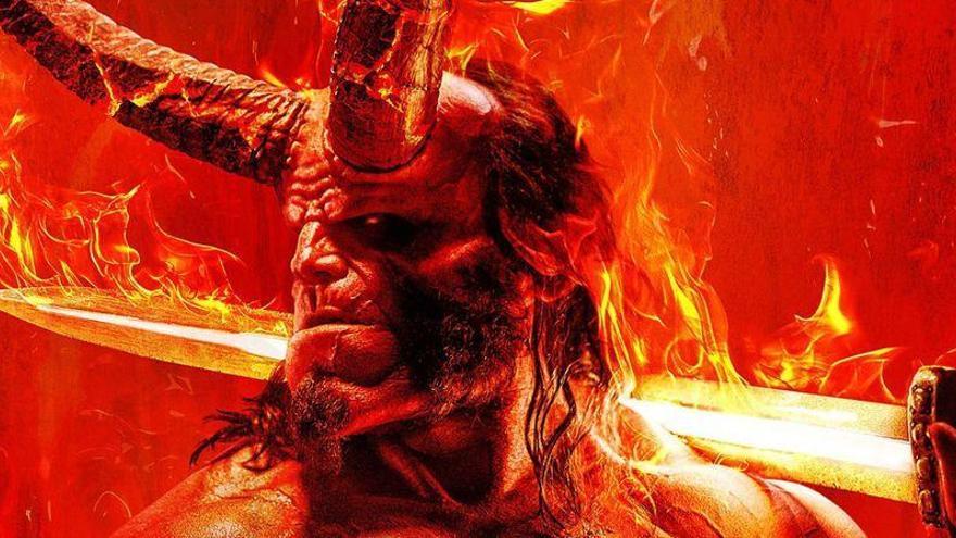 «Hellboy»: Més gran, més bèstia