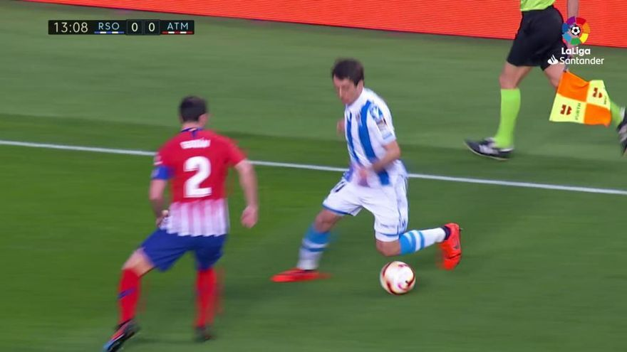 Un gran Morata mantiene al Atlético en la lucha por LaLiga