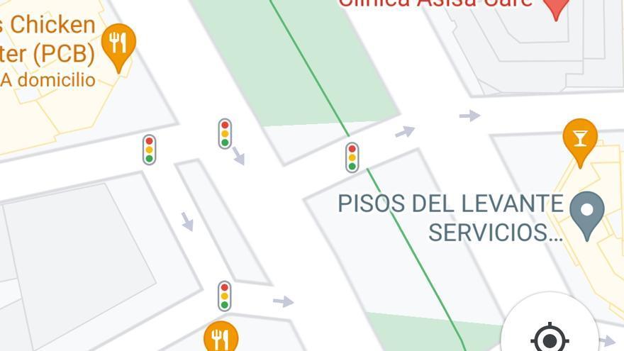 La nueva y decepcionante herramienta de Google Maps