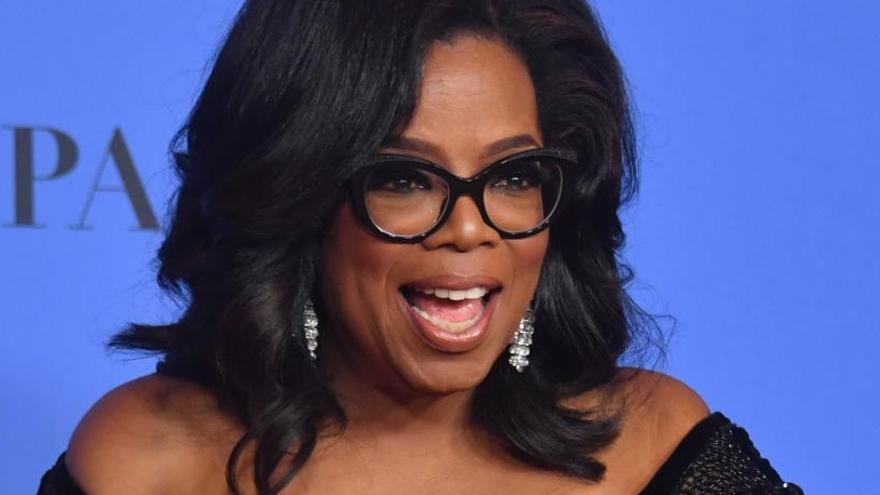 Oprah Winfrey descarta ser candidata presidencial en 2020