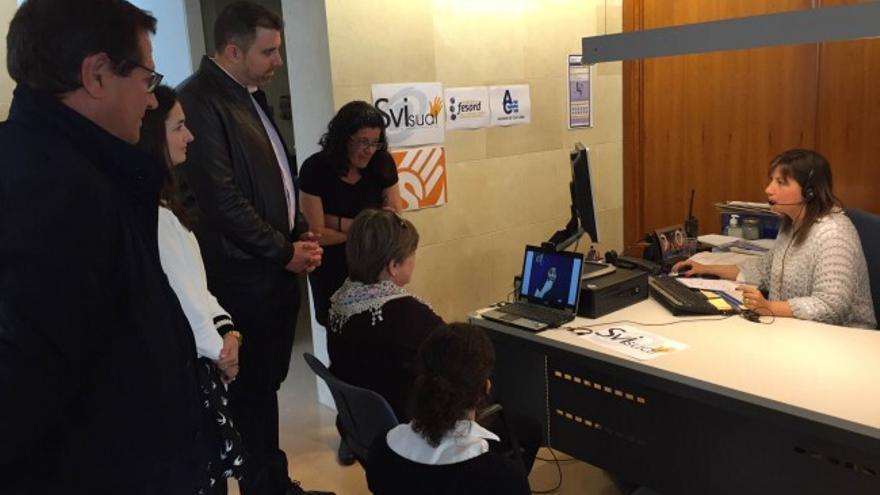 Hidraqua completa su certificación como empresa comprometida con la inclusión de políticas en favor de las personas con discapacidad