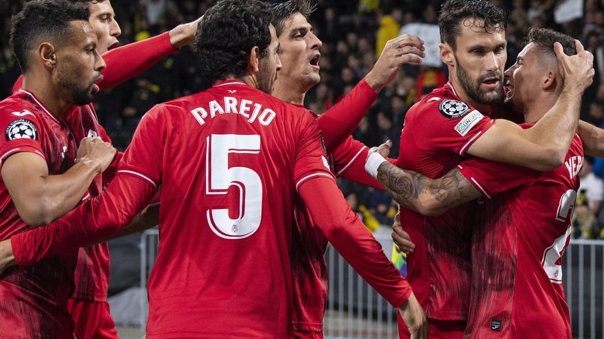 El Villarreal firma en Suiza su mayor goleada fuera de casa en Europa