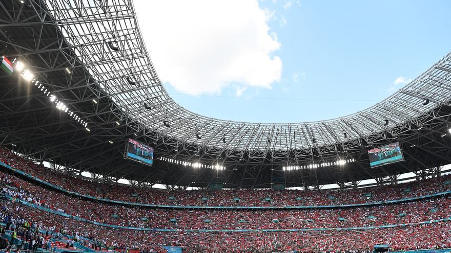 Seis hinchas franceses se pierden el Hungría-Francia tras viajar a Bucarest en lugar de a Budapest