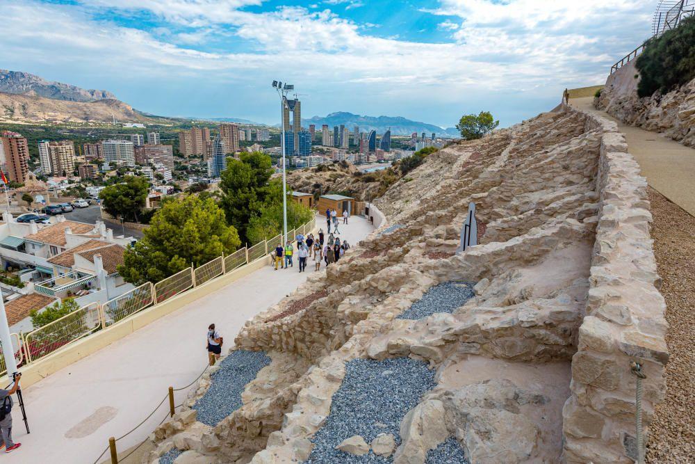 El yacimiento arqueológico reabre sus puertas a los visitantes tras las últimas excavaciones