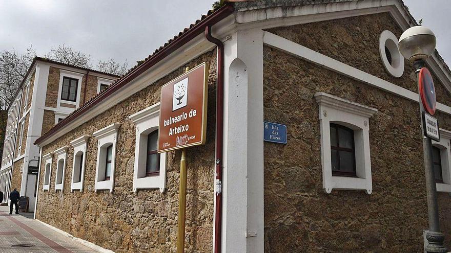 El Balneario de Arteixo pasa a ser de propiedad municipal