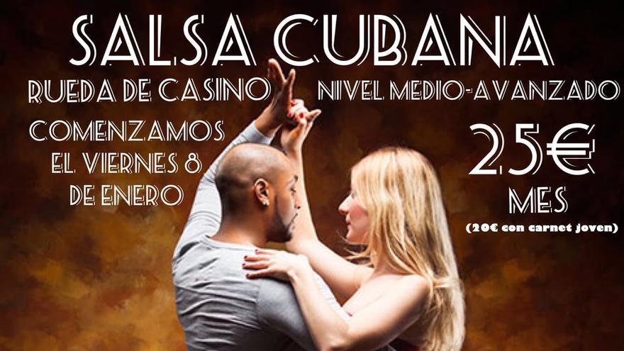 Salsa Cubana: Nivel medio avanzado