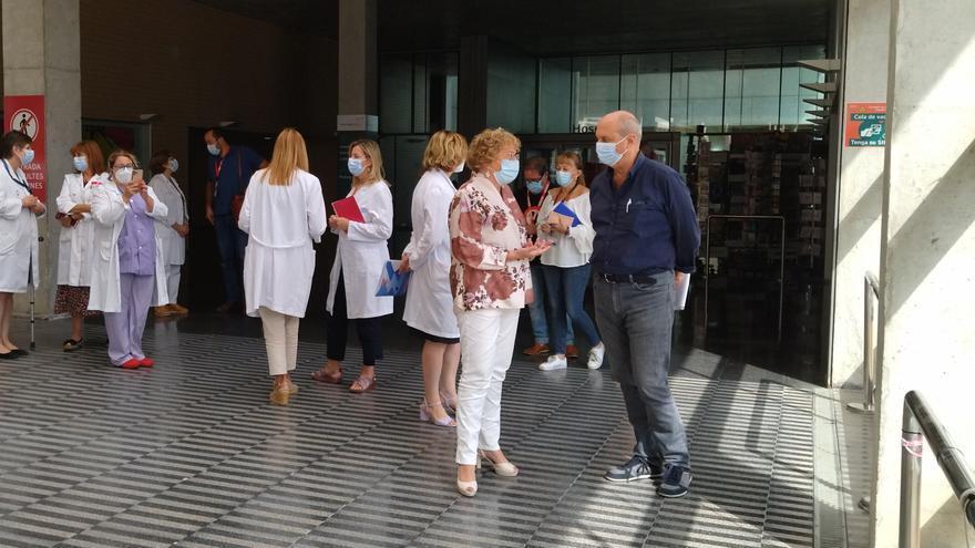 El Consell iniciará acciones legales contra la compra de Ribera Salud de todas las acciones del hospital de Dénia