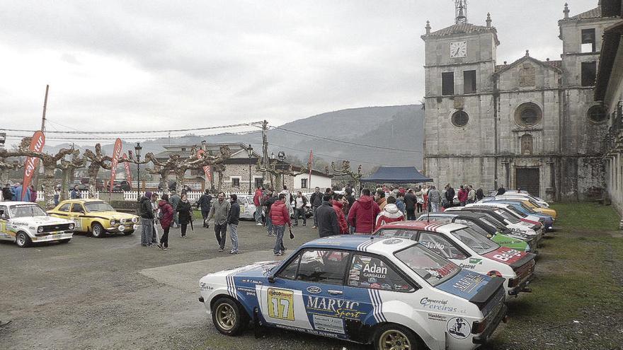 Rallye SoloEscort, mañana sobre el tramo habitual de Nisales-Folguerinas