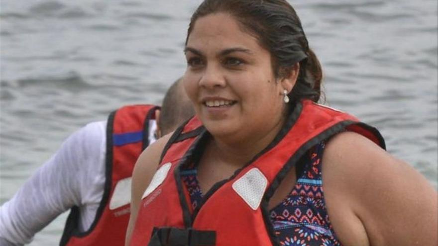 Saray Montoya cuenta como unos familiares la han apuñalado a ella y a su hija