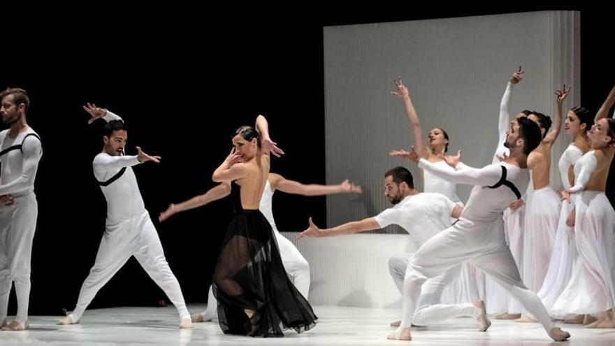 El ballet que se inspira en Picasso
