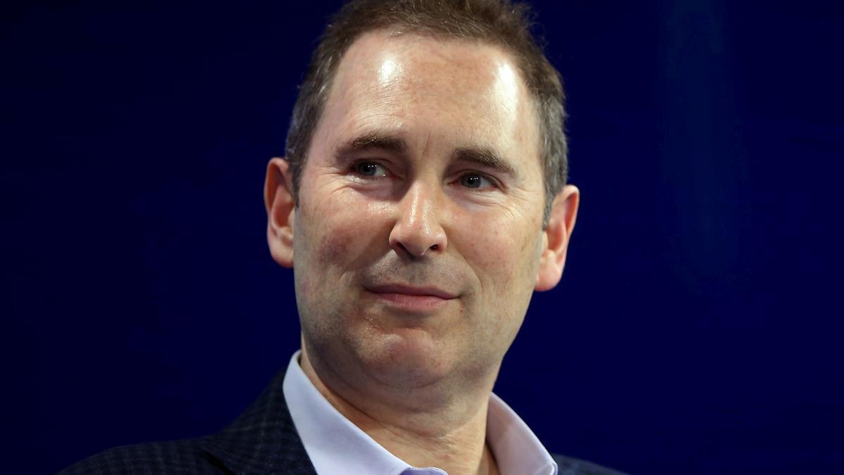 Andy Jassy, nuevo consejero delegado de Amazon.