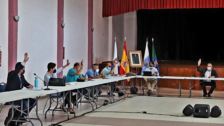 El Pleno inicia el proceso para crear la mancomunidad del Sureste