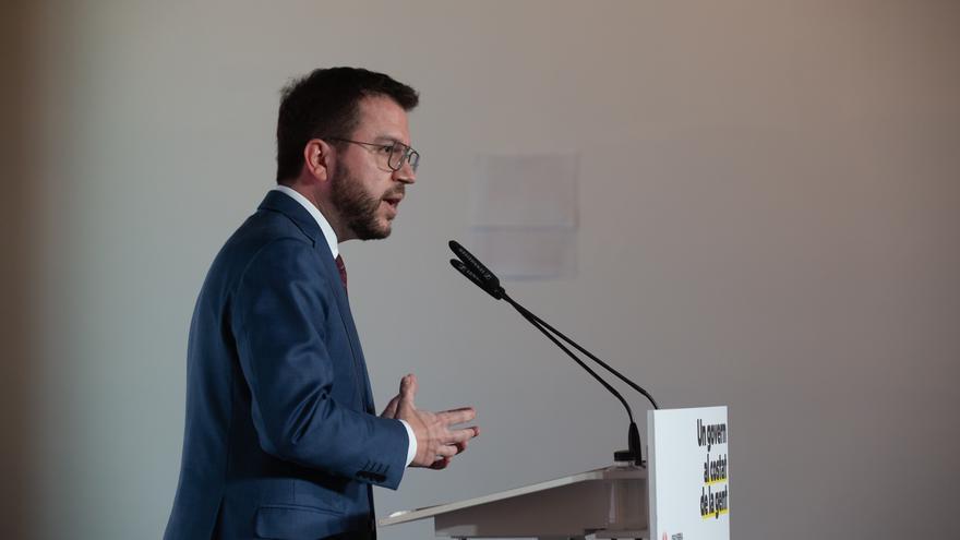 ERC y la CUP limitan la mesa de negociación con el Gobierno a un plazo de dos años