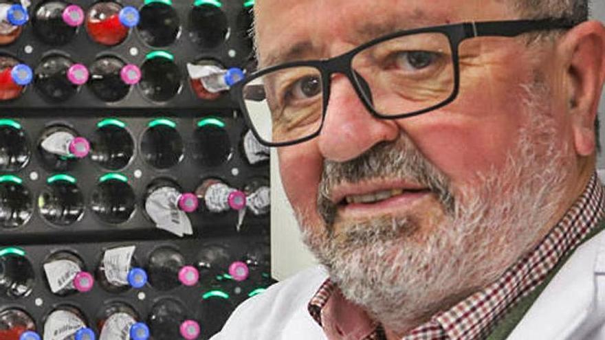 El epidemiólogo José María López Lozano. | TONY SEVILLA