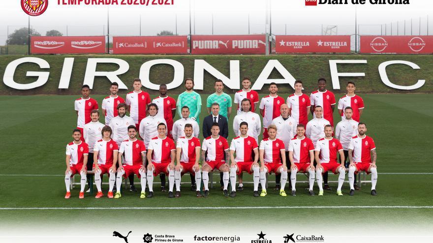 Aconsegueix el pòster oficial del Girona FC amb el Diari de Girona