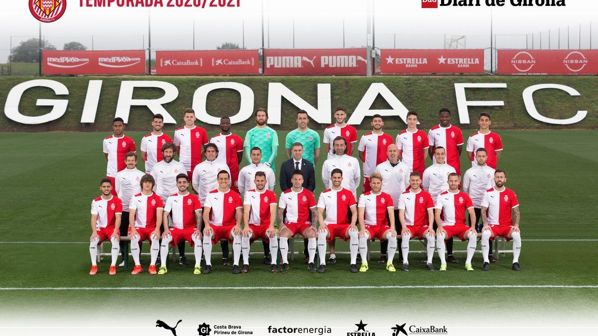 El pòster del Girona FC