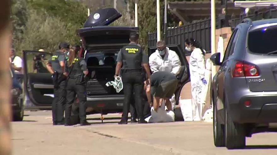 Un hombre mata a su hijo de 12 años, acuchilla a su hija de 10 y se suicida en Castellón