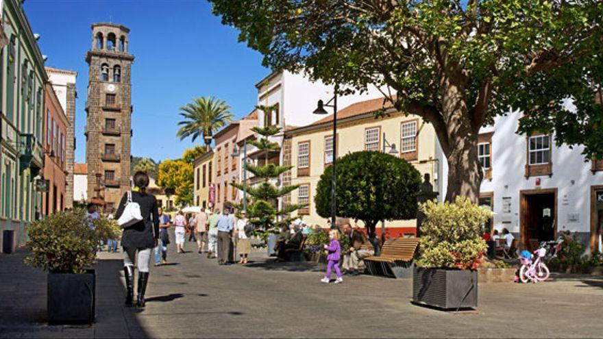 La Laguna plantea a España Global la promoción turística de las Ciudades Patrimonio