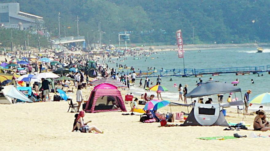 Corea del Sur admite estar atravesando una segunda ola de contagios de COVID-19