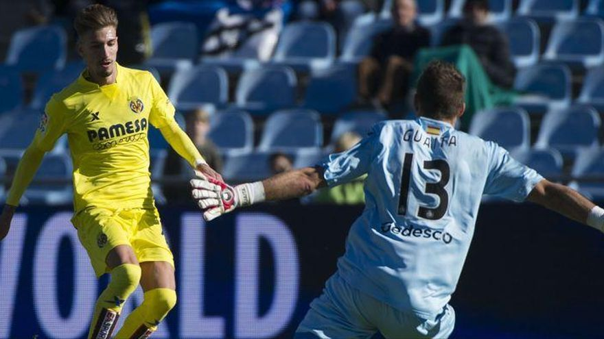 El Getafe humilla al Villarreal y deja a Escribá tocado (4-0)