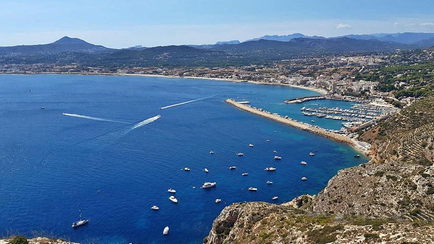 Más de 1.300 fondeos ilegales en la Reserva Marina del Cap de Sant Antoni