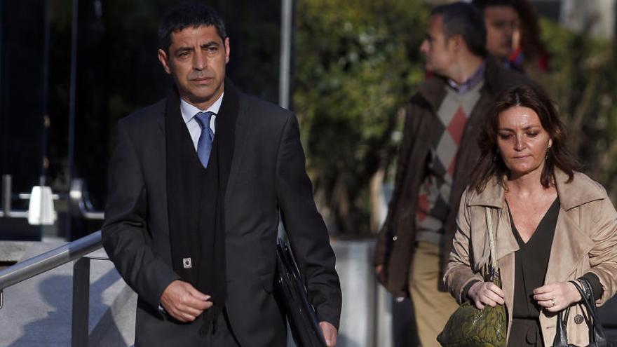 L'Audiència Nacional confirma la seva competència per jutjar Trapero i l'excúpula d'Interior