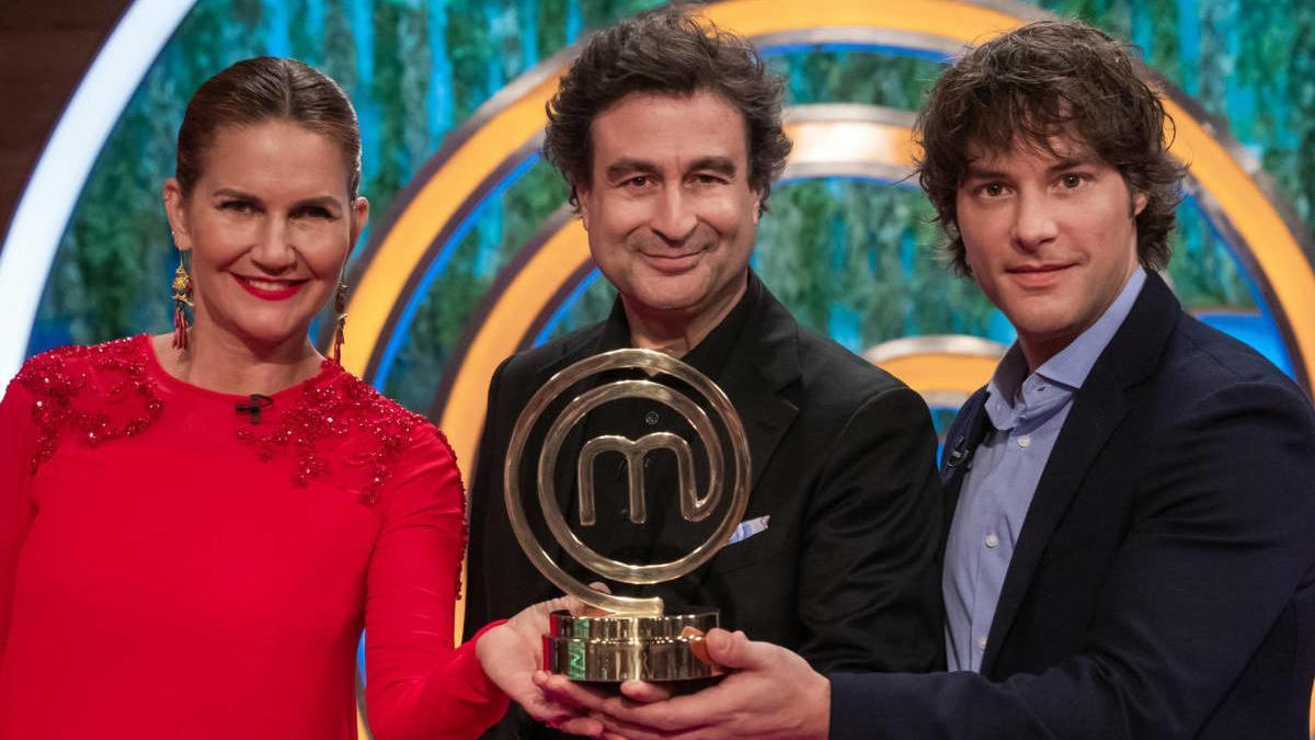 Samantha Vallejo-Nágera, Pepe Rodríguez y Jordi Cruz