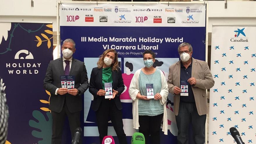 Holiday World celebra su media maratón y su carrera litoral el 14 de noviembre