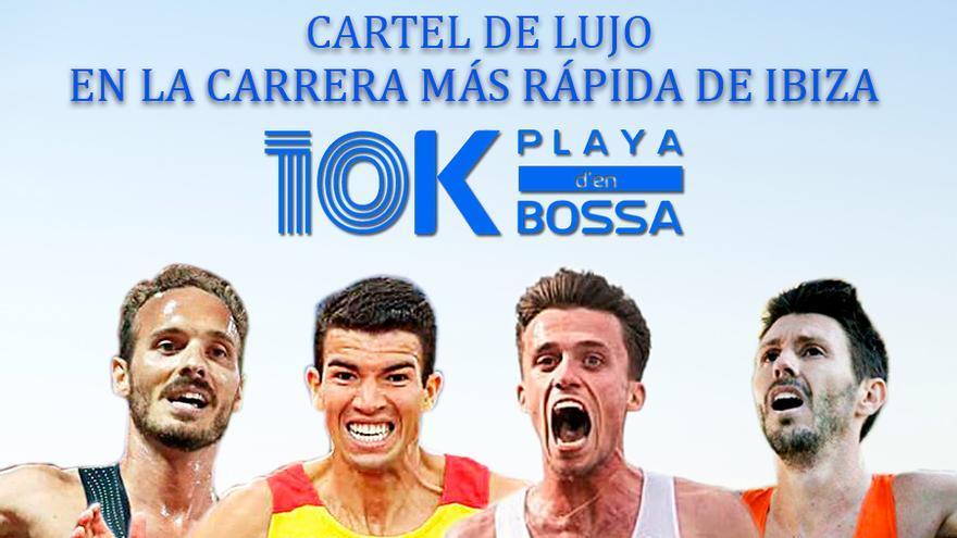 La '10K' de Ibiza reunirá en enero a la élite olímpica