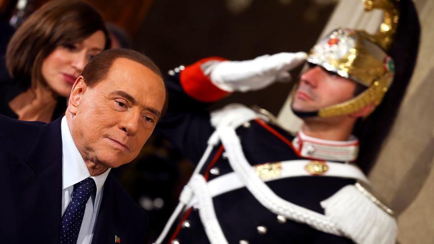 """La Fiscalía pide suspender un juicio a Berlusconi por estar """"seriamente enfermo"""""""