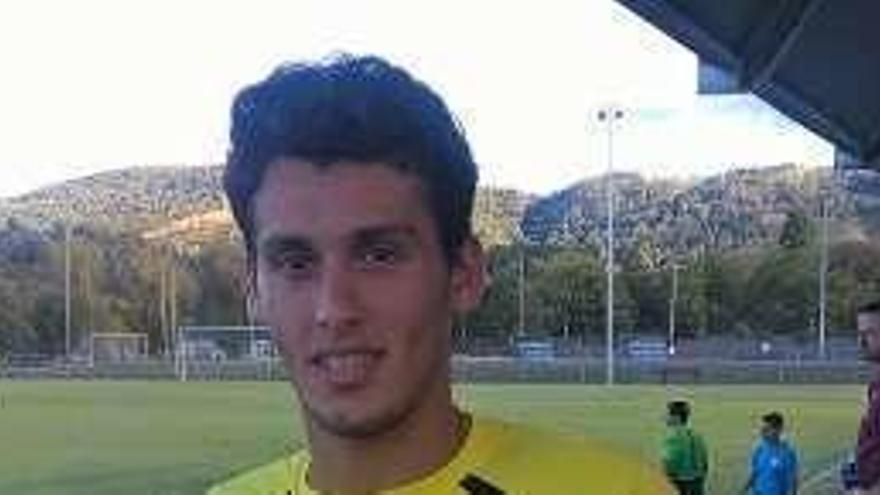 Junior Román Tombini, refuerzo para el lateral derecho del Zamora CF