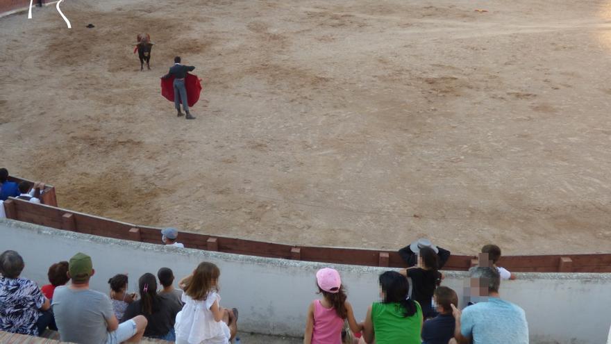 La Policía no ve indicios de infracción en los actos de la escuela taurina en Chelva
