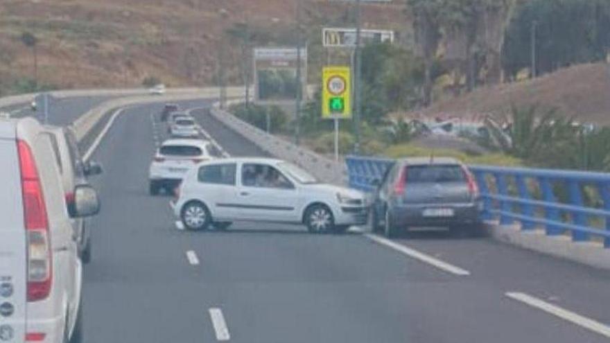 Conducción temeraria en Tenerife