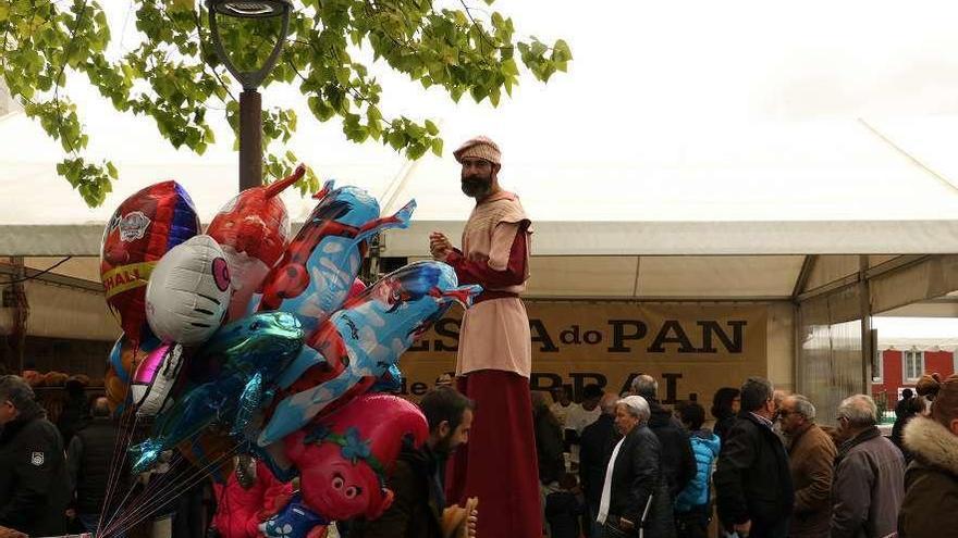 Carral cierra con una verbena la Festa do Pan
