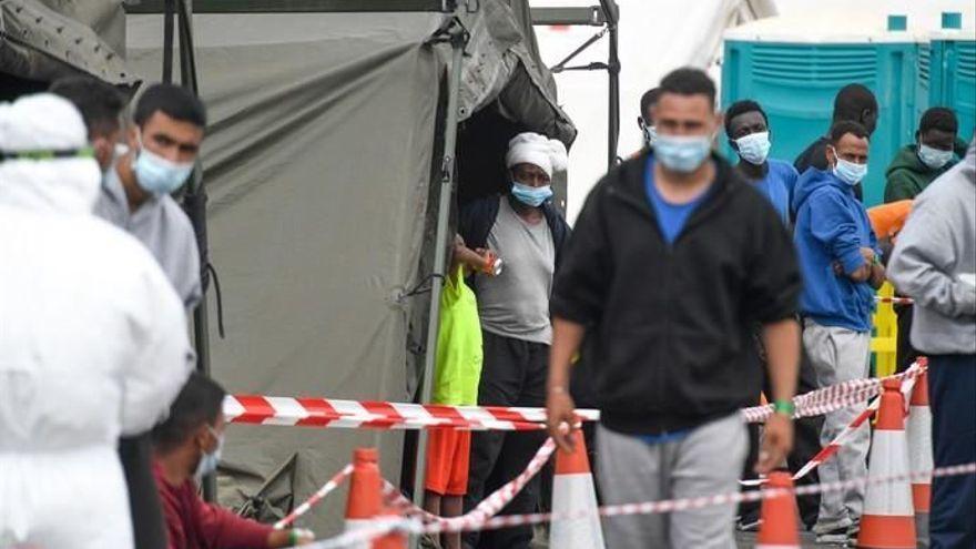Se eleva a 72 los migrantes llegados a Gran Canaria este miércoles
