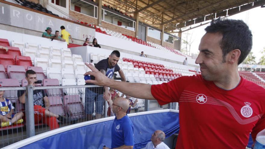 El manresà David Garcia entrenarà el juvenil B del Nàstic