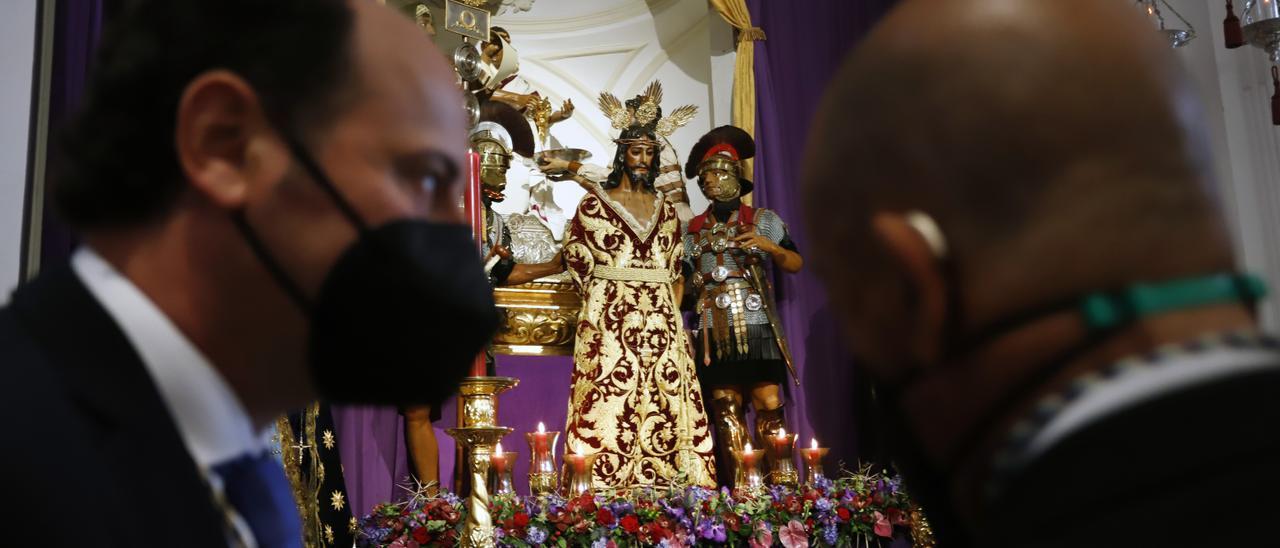 Málaga sale al encuentro de sus titulares el Martes Santo