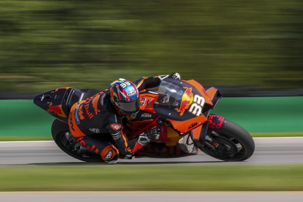 Gran Premio de la República Checa de MotoGP.