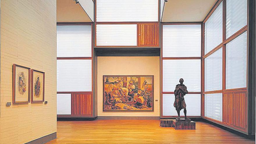 Novedades en el Museu de Belles Arts de Castelló