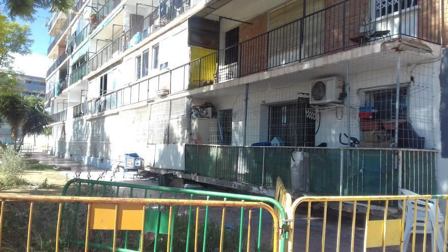 Rehabilitar el bloque más deteriorado del barrio Santa Isabel de San Vicente costará 1,7 millones