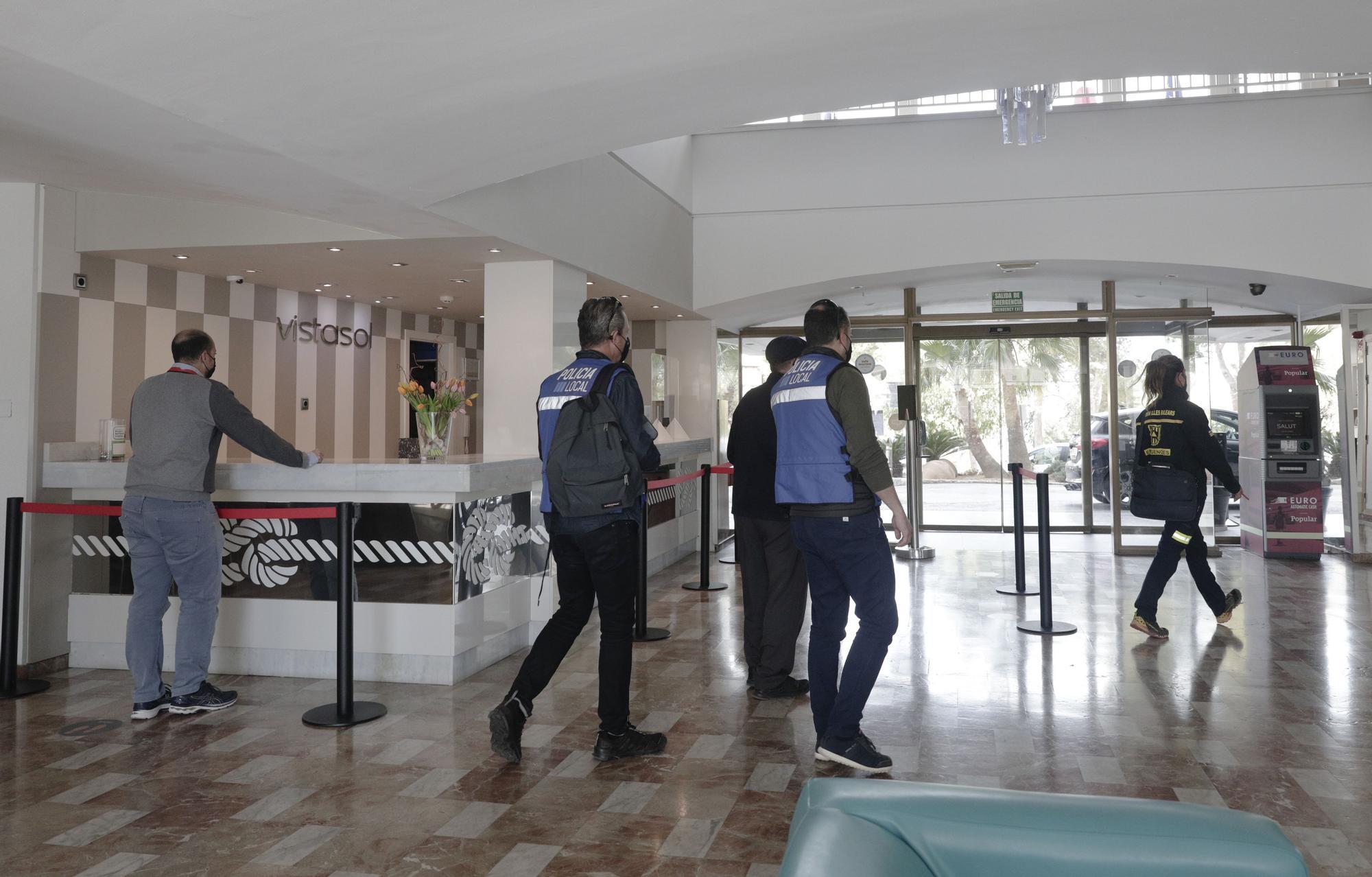 Ofensiva del Govern para evitar los excesos en bares y hoteles