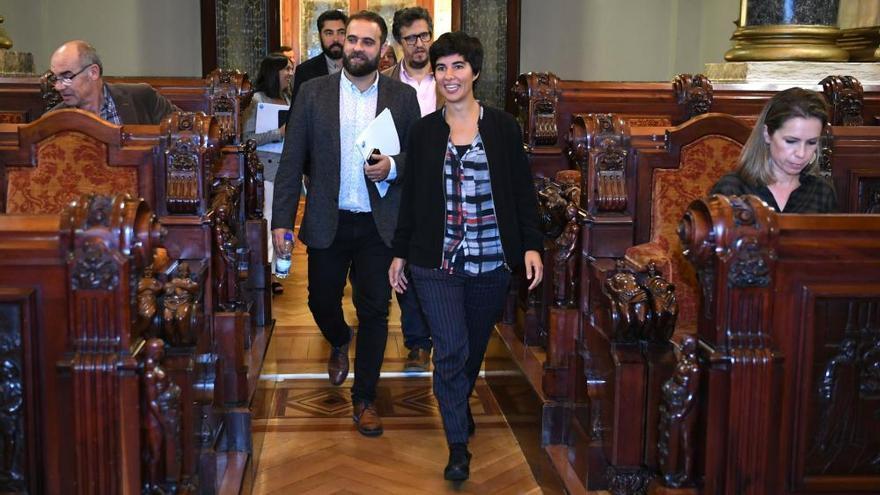 Pleno extraordinario en A Coruña (30/09/19)