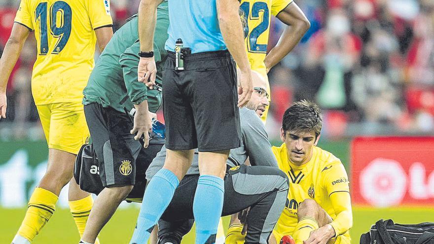 Problemas para Emery en forma de lesión: bajas seguras ante el Valencia