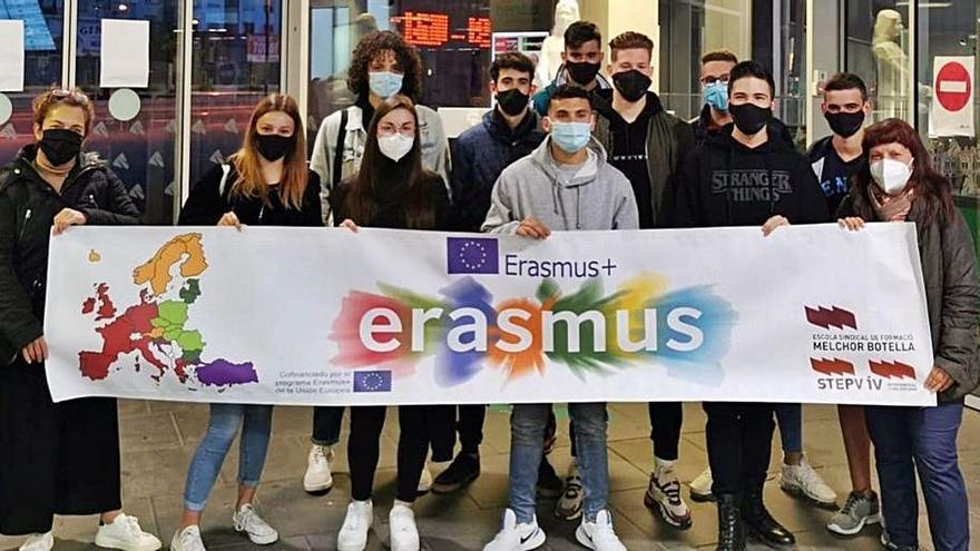 Erasmus pese a la pandemia