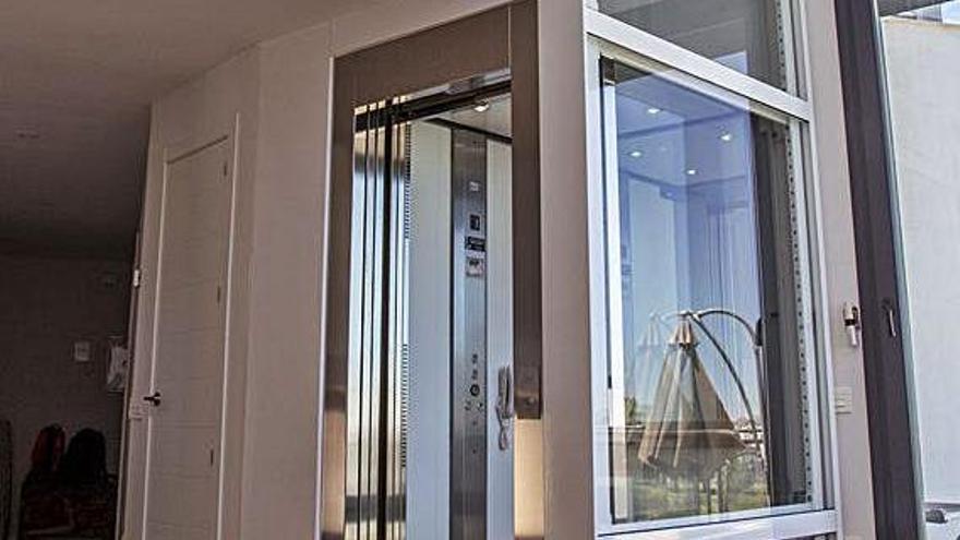 Domovil: el ascensor que consume como un electrodoméstico
