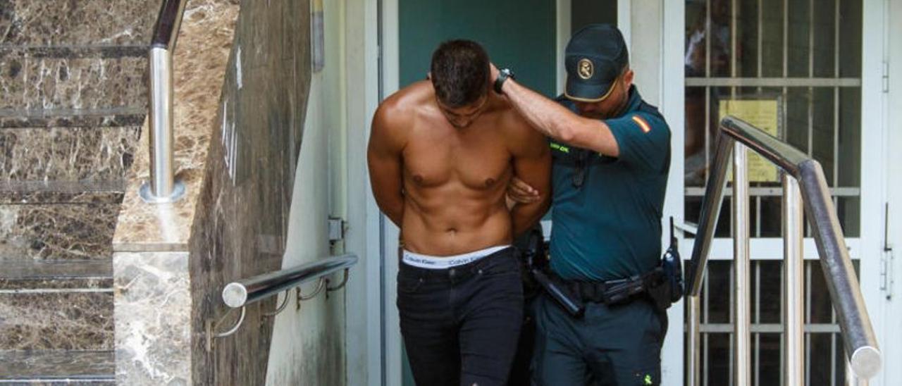 Británico acusado de matar a otro en Sant Antoni