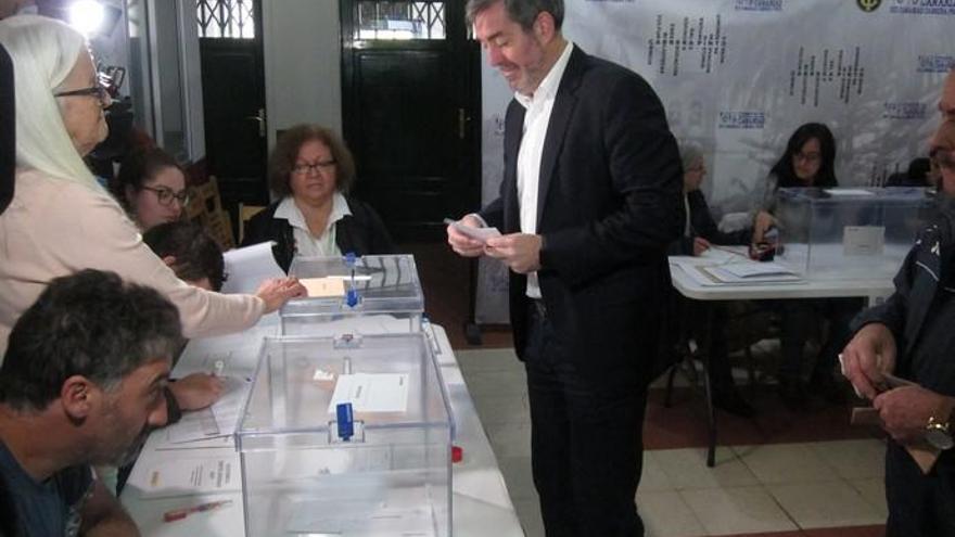Máñez se muestra convencida de que las urnas respaldarán este domingo el trabajo socialista en el Gobierno