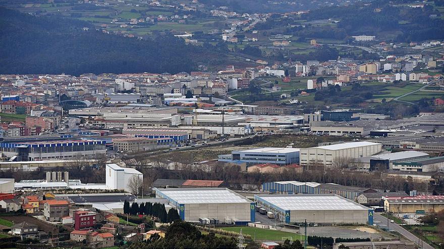 La zona de afección de Alvedro obligará a las construcciones de Arteixo a pedir permiso al Gobierno